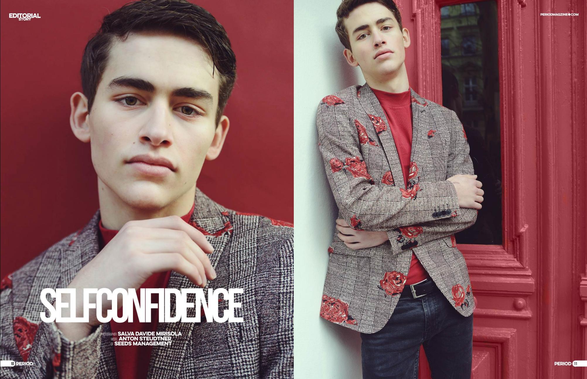 PERIOD magazine - selfconfidence